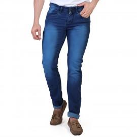 Denim Vistara Men's Blue Slim Fit Jeans