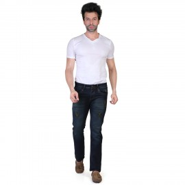 Denim Vistara Slim Fit Ankle Length Mens Jeans