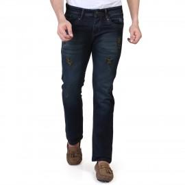 Denim Vistara Slim Fit Ankle Length Mens Jeans