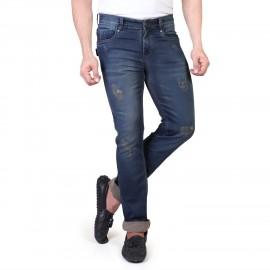 Denim Vistara Mens Damage Denim Jeans