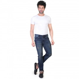 Denim Vistara Mens Damage Denim Jeans
