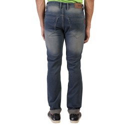 Men's Blue Comfort Fit Denim Vistara Jeans