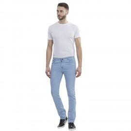 Denim Vistara Men's Light Blue Slim Fit Jeans