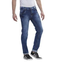 Denim Vistara Dark Blue Slim Fit mens Jeans