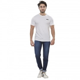 Denim Vistara Dark Blue Comfort Fit Men's Jeans