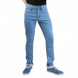 Denim Vistara Sky Blue Colored Mens Jeans