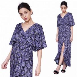 Shivob Rich - Kimono Gown For Women