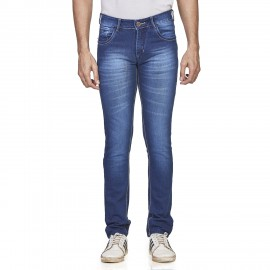 Slim Fit Denim Jeans For Men's