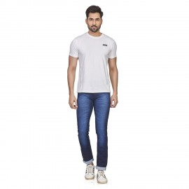 Denim Slim Fit  Jeans For Mens