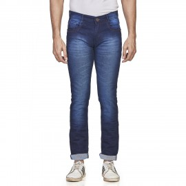 Denim Slim Fit  Jeans For Mens