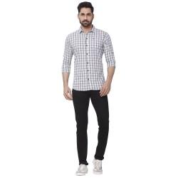Kaprido Soft Smart Checks Shirt for men