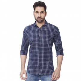 Kaprido -Soft Smart Men's Checks Shirt