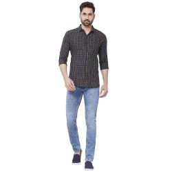 Kaprido -Soft Smart Men's Checks Shirts