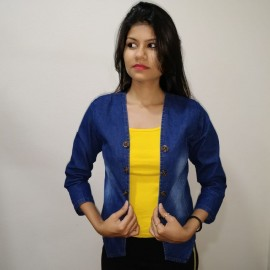 Denim Vistara - Women Denim Jacket