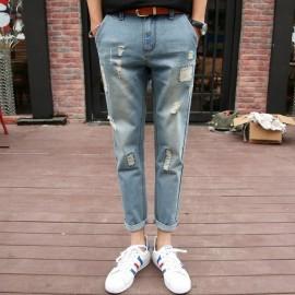 Royal Spider - Damage Jeans For Men