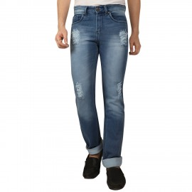 Denim Vistara Classic Regular Fit D Blue  Jeans