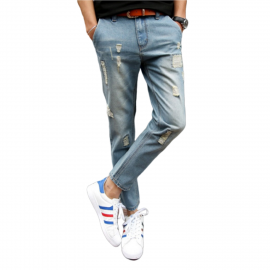 Royal Spider - Damage Jeans For Men