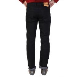 Denim Vistara Men's White Colored Slim Fit Jeans
