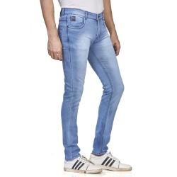 Slim Fit Men's Denim Jeans