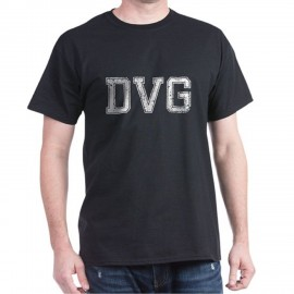 DVG - Men's Classic Black T-Shirts