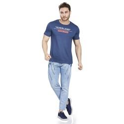 Royal Spider - Men's Comfort Fit Blue Jeans RS-5006