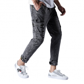 Royal Spider - Mens Casual Classic Jeans Joggers