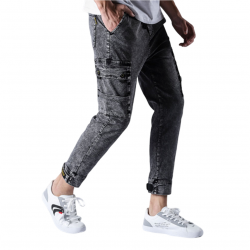 Denim Vistara Brown Coloured Fashionable Men's Jeans