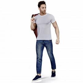 Royal Spider - Men's Comfort Fit Blue Jeans
