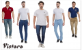 100% Cotton Denim Vistara  Jeans